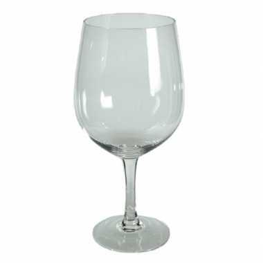 Super groot wijnglas 750 ml